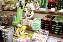 If you're having trouble deciding, take a look at these!  Top 7 Kyoto souvenirs