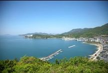 """N no Tame ni"" Pilgrimage Special Feature! Beautiful nature scene, Shodoshima"