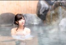 """The Four Best Onsen Places Chosen by the Popular American Tourist Magazine """"Travel +Leisure""""!"""