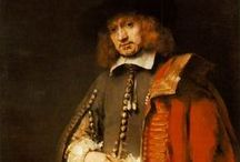 Rembrandt's Portraiture / Group portrayals, representations of merchants and other portraits by Rembrandt's hand