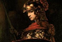 Gods & Heroes / Mythology and classics in Rembrandt's art