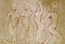 Drawing Anatomy - Women