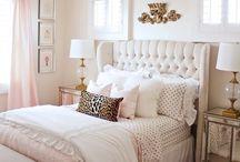 Bedroom Inspo / Bedroom redecoration inspiration