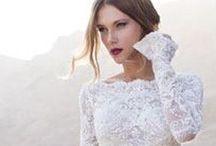 Brautmode / Ausgefallene Mode für mutige Bräute.