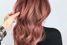"""coiffures. / """"life isn't perfect, but your hair can be."""" that's so not true but i just had to insert a stupid quote here and it's all i could find lol. nice hairdo's, haircuts and haircolors.  i already got pink. blue. grey. blonde. brown. green."""