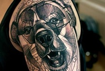 Ink / in case you haven't noticed I have infinite love for Peter Aurisch his work is divine.