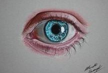 My drawings / Hyperrealistic drawing by #marcellobarenghi