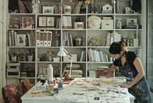 craftroom / by Manolis Markakis