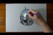 My drawing videos / #timelapse #drawing and #painting #videos