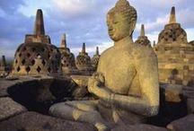 Yogyakarta, Borobudur y Prambanan / Las joyas arqueologicas de la Isla de Java Yogyakarta, Borobudur y Prambanan