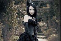 Gothic pics / Gorgeous gothic art, photos and clothing
