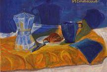 """Manuel López Estévez / Moscow exhibition of painting """"Dialogue"""" by Manuel Lopez Estevez"""