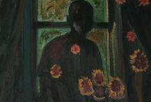 Vladimir Andreevich Belan / Painting of Vladimir Andreevich Belan
