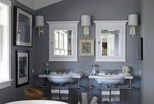 HEATHFIELD HOUSE - BATHROOMS