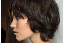Haircut: Short Hair (Women) / Haircuts for Short Hair Lengths.