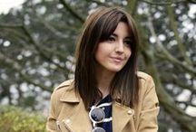 Haircut: Medium Hair (Women) / Haircuts for Shoulder Length Hair.
