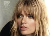 Haircut: Bangs (Women) / Find the bang style that suits you.