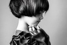 Haircut: Kids / Adorable expressive haircuts for kids of all ages.