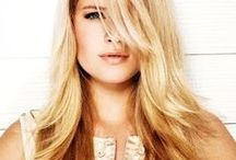 Haircut: Layered Cut (Women) / Haircuts that have different hair lengths. Another term is feathered cuts or textured cuts.