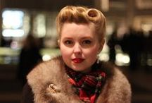 Muse: Born in the Wrong Decade / Modern 1920s-1950s Vintage Hairstyles