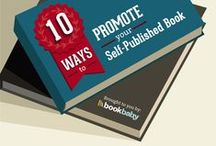 Book Promotion Tools / Advice for promoting your books!