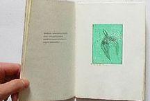 "guppy: ∞ story (artist's book, etching) / The first artists' book by GUP-py (1995). GUP-pyのアーティスツブック第1号 (1995年)。無限に生まれる小魚グッピーの物語をエッチングで彩ったこの本のタイトルが、アーティスト名 ""GUP-py"" の由来となった。""GUP-py"" 誕生のきっかけとなった、記念すべき作品。"