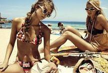 Beautiful swimwear photos