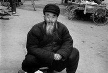 Lejano Oriente / Asia a mitad del siglo XX vista por Marc Riboud