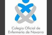 Infografías #E2Na / Cada Jueves iremos colgando las infografías que se usen para VISIBILIZAR LA PROFESIÓN ENFERMERA.  El proyecto #E2Na es una iniciativa del Colegio Oficial de Enfermería de Navarra (blog.enfermerianavarra.com)