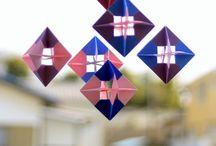 Origami / Piegando...