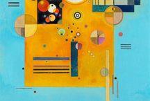 Wassily Kandinsky / Fantasticherie