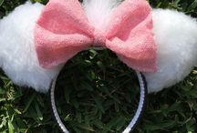 Mickey Ears / Custom Mickey Ears<3