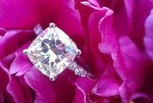 Engagement Rings / Elegant, timeless, beautiful, one of a kind...