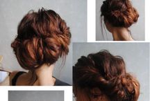 Hair style & accessories / by Adriana A P