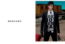 MENSWEAR F/W 13  / Mangano for men. Collection Fall Winter 2012/13 www.mangano.com