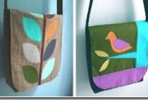 Fab Fabric Bags / by Merilyn Peters