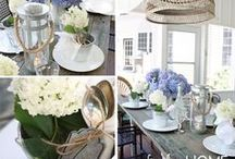 Table Fashion & Centerpieces  / by ⓐⓓⓡⓘⓐⓝⓐ A P