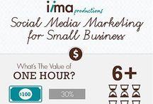 iima marketing / The true cost of social media marketing to businesses.