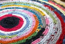 Art Projects: Textiles / by Craftwhack