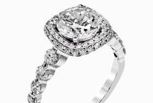 Engagement Rings / by The Diamond Center