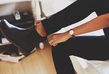 Foot wear, obsession ?