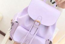 My bags ✌️ / Tassen