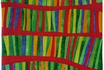Abstract & Improv Quilts / by Merilyn Peters