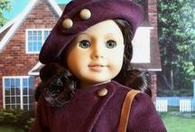 American Girl Dolls / by Laila Marie