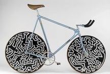 Bike designs / bicycle designs and designs inspired by bicycles.