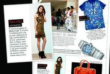 Editorials  / Trendy Motivi looks featured in the international press!