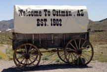 AZ - Oatman / Oatman - Kingman - Route 66 Arizona / by Lois Hills