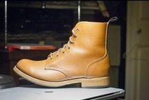 Real boots / Handmade, artisan boots for men. Real Leather from real craftspeople.