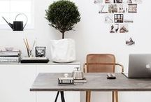 Home: Studio and Office Spaces / by Tiny Rotten Peanuts