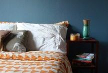 Home: Bedroomy / Bedrooms. Sleeping chambers. Dens of amorousness. / by Craftwhack